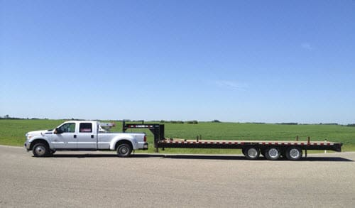 Hot Shot Trucking & Delivery Services | SNL Freight